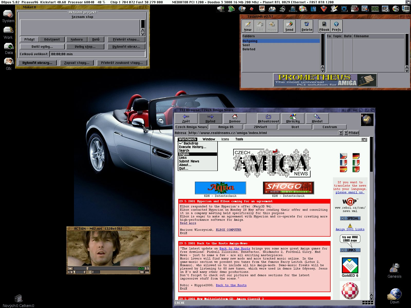 mailboxsystem für linux